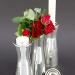 3 in 1 (tea light, Candle stick and Vase)