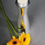 Britannia Silver 3 in 1 (tea light, Candle stick and Vase)